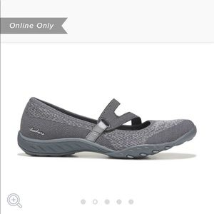 Sketchers Relaxed Fit Mary Jane Sneaker